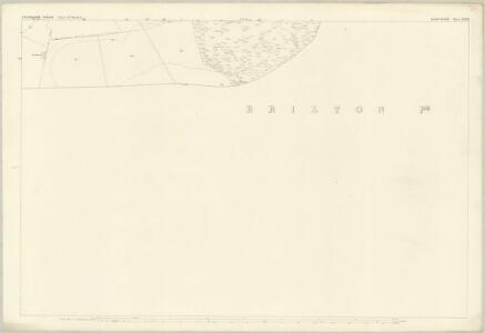 Hampshire and Isle of Wight XCIV.15 (includes: Brixton; Calbourne; Newport; Shorwell) - 25 Inch Map