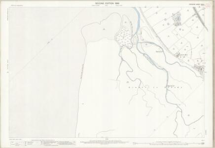 Cheshire XXX.6 (includes: Burton; Flint; Ness; Neston cum Parkgate) - 25 Inch Map