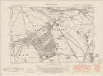 Yorkshire CCLXXVI.NE - OS Six-Inch Map