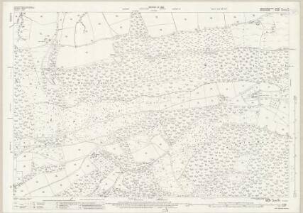 Herefordshire III.10 (includes: Aston; Bromfield; Burrington; Richards Castle) - 25 Inch Map
