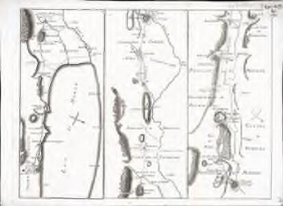 Carte topographique de la grande route de Berne à Genève, Blatt 4-6