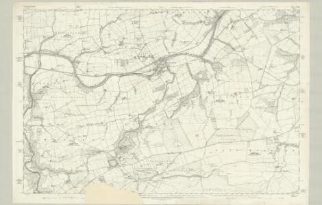 Northumberland XCIII - OS Six-Inch Map