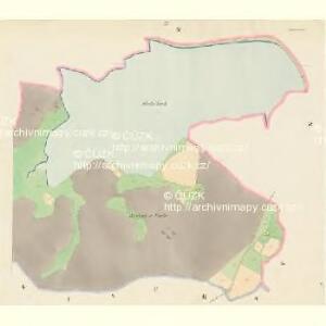 Koiakowitz - c3254-1-004 - Kaiserpflichtexemplar der Landkarten des stabilen Katasters