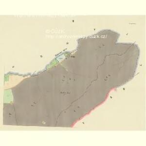 Břzezy - c0571-1-002 - Kaiserpflichtexemplar der Landkarten des stabilen Katasters
