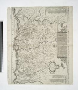 A mapp of ye improved part of Pensilvania in America, divided into countyes, townships, and lotts / surveyed by Tho. Holme.