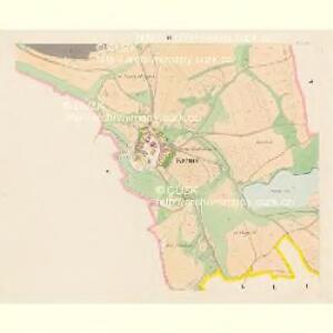 Krems - c3617-1-003 - Kaiserpflichtexemplar der Landkarten des stabilen Katasters