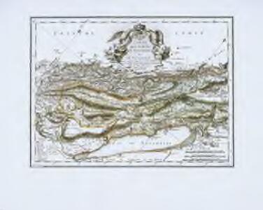 Carte des comtés de Neuchatel et de Vallangin