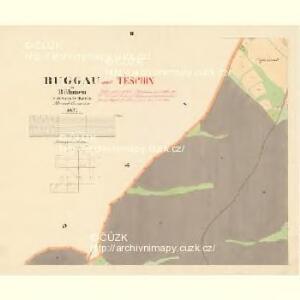 Bugau - c0660-1-002 - Kaiserpflichtexemplar der Landkarten des stabilen Katasters