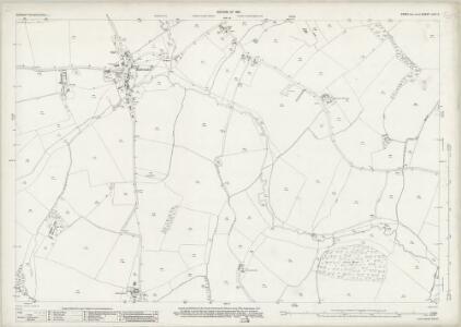 Essex (New Series 1913-) n XIV.3 (includes: Hempstead; Radwinter) - 25 Inch Map