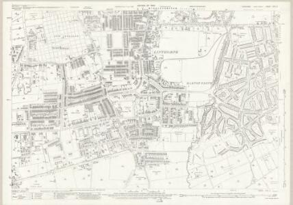 Yorkshire XVI.2 (includes: Middlesbrough) - 25 Inch Map