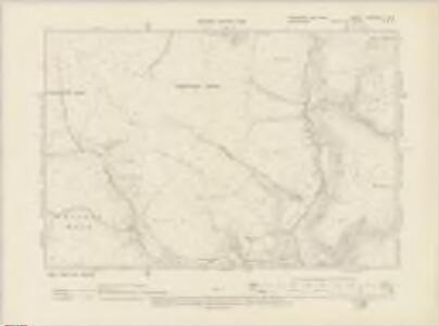 Yorkshire CCLXXXVIA.NE - OS Six-Inch Map