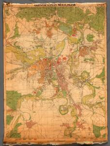 Orientační plán města Plzně
