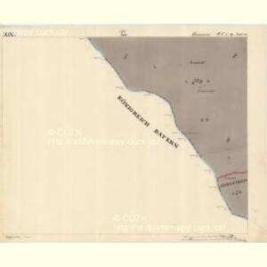 Hammern - c1768-1-020 - Kaiserpflichtexemplar der Landkarten des stabilen Katasters