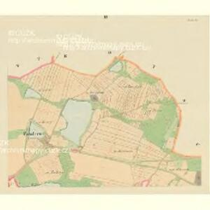 Zirnau - c1574-1-002 - Kaiserpflichtexemplar der Landkarten des stabilen Katasters