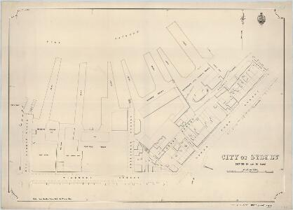 City of Sydney, Sections 91 & 90 (part), 1893