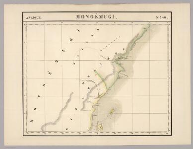 Monoemugi. Afrique 40.