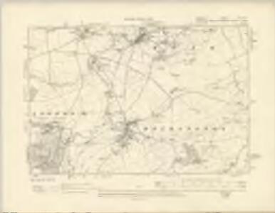 Somerset XXX.NE - OS Six-Inch Map
