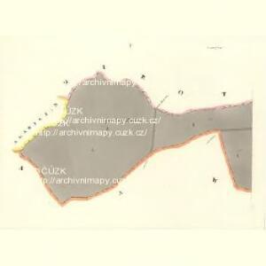 Neudorf (Nowa Wes) - m2030-1-001 - Kaiserpflichtexemplar der Landkarten des stabilen Katasters