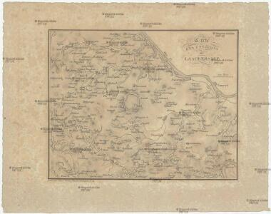Carte des environs du Laacher-See