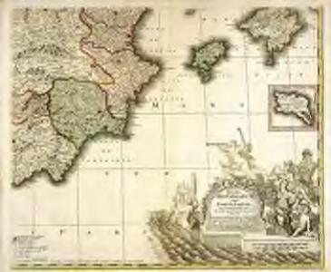 Regna Hispaniarum, atque Portugalliæ, 4