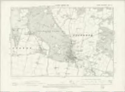 Sussex XXII.SE - OS Six-Inch Map