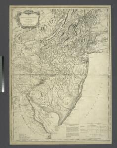 The Province of New Jersey, divided into East and West, commonly called the Jerseys / engraved & published by Wm. Faden, Charing Cross, December 1st, 1777 ; Croisey, sculpt.