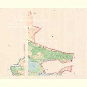 Thorowitz - c7903-1-004 - Kaiserpflichtexemplar der Landkarten des stabilen Katasters