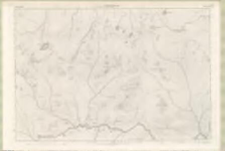 Inverness-shire - Mainland Sheet XCIX - OS 6 Inch map