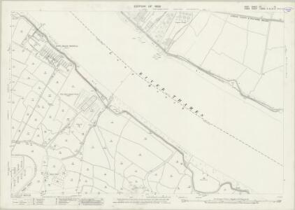 Kent III.15 (includes: Dartford; Stone; Thurrock) - 25 Inch Map