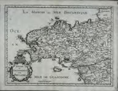 Duché et gouvernement de Bretagne