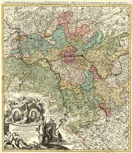 Circuli Franconiae Pars Occidentalis