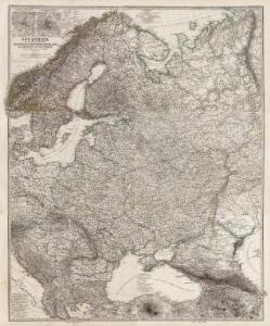 Composite: Ost-Europa, Norwegen, Schweden, Russland, Kaukasien, Turkei .