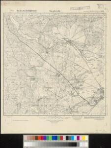 Meßtischblatt 2846 : Gandenitz, 1945