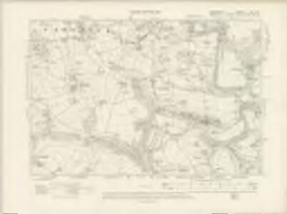 Devonshire CXI.NW - OS Six-Inch Map