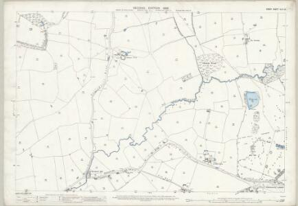 Essex (1st Ed/Rev 1862-96) XLIX.15 (includes: Waltham Holy Cross) - 25 Inch Map