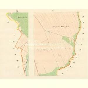 Schönwald - m3073-1-006 - Kaiserpflichtexemplar der Landkarten des stabilen Katasters