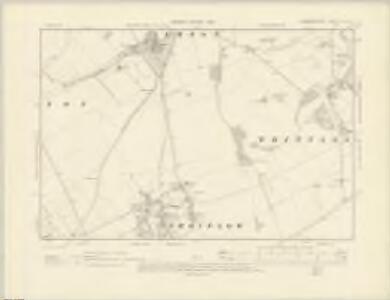 Cambridgeshire LIV.SW - OS Six-Inch Map