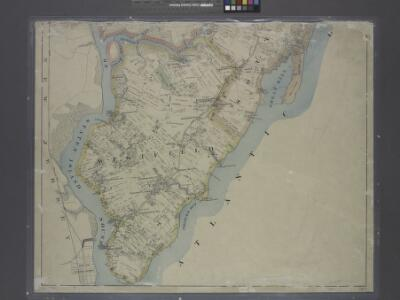 New map of Staten Island
