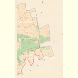 Newolitz (Newolice) - c5097-1-002 - Kaiserpflichtexemplar der Landkarten des stabilen Katasters