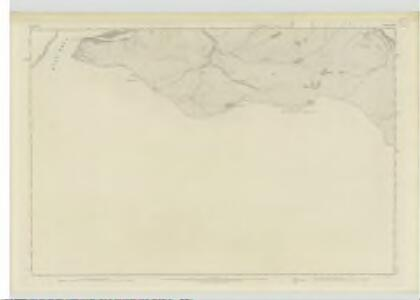 Ross-shire & Cromartyshire (Mainland), Sheet CXXVII - OS 6 Inch map