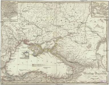 Pontus Euxinus et quae adjacent