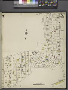 Staten Island, V. 1, Plate No. 72 [Map bounded by Richmond Ave., Sand Lane, Agnes Pl., Pearsall]
