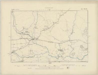 Devonshire CVI.NE - OS Six-Inch Map