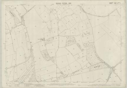 Somerset LXXXIV.7 (includes: Henstridge; Milborne Port; Purse Caundle) - 25 Inch Map