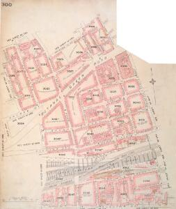 Insurance Plan of London Vol. XI: sheet 300-1
