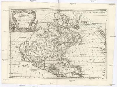 L'America settentrionale