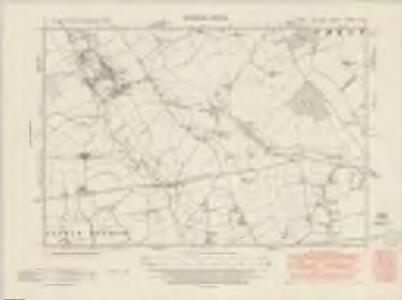 Essex nXXXIV.NW - OS Six-Inch Map