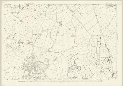Isle of Man IV.7 - 25 Inch Map
