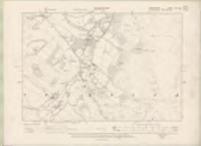 Peebles-shire Sheet XVIII.NW - OS 6 Inch map