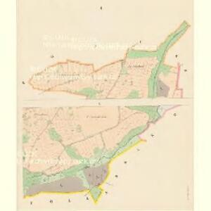 Sobiesuk (Soběsuky) - c7119-1-001 - Kaiserpflichtexemplar der Landkarten des stabilen Katasters